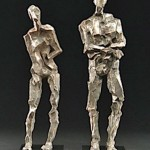 Gail Folwell - Think - Bronze.