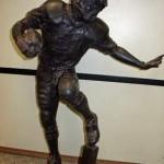 George Lundeen - Touchdown