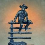 Bradford J. Williams - Twilight Ponderings - Maquette