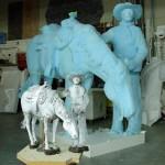 Bradford J. Williams - One for the Road - Blue foam w/ wax