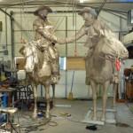 Bradford J. Williams - Binding Contract - Assembled bronzes